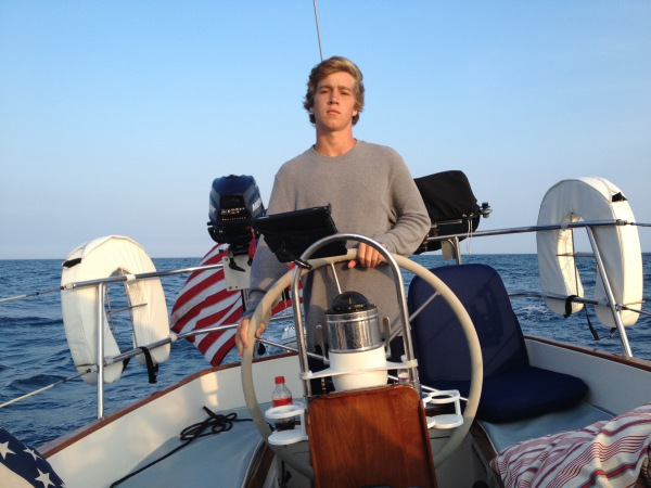 SailonPatriot captain for a day