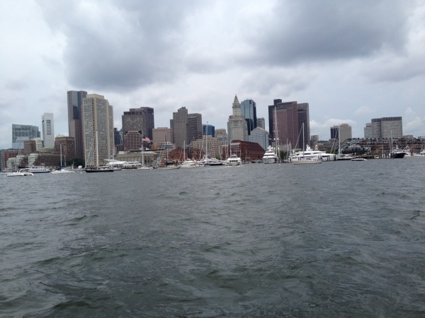 SailonPatriot Boston Harbor charter
