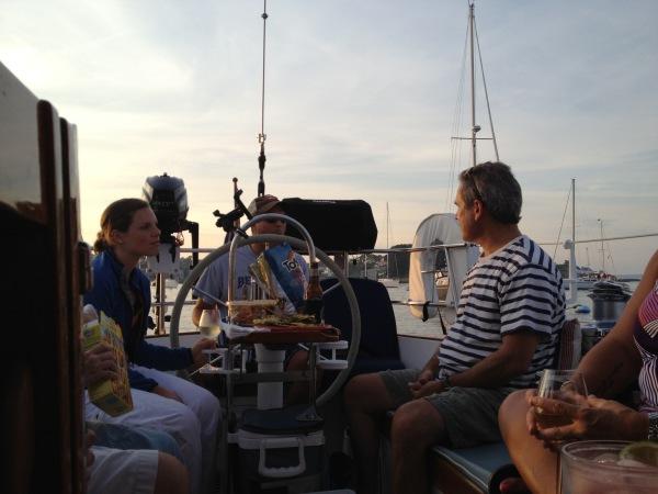 SailonPatriot charter friends