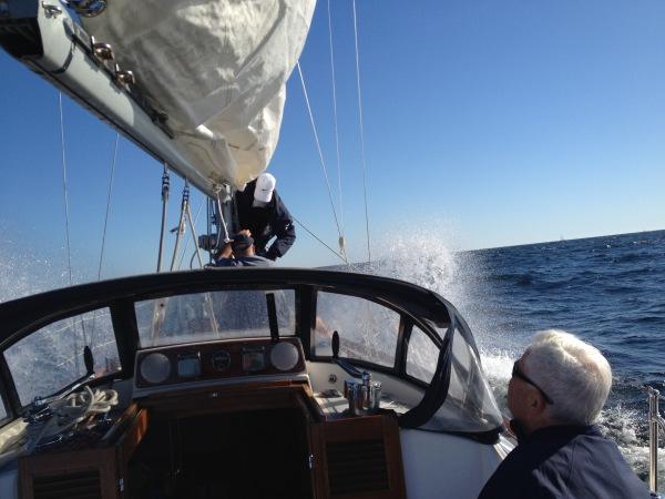 SailonPatriot to Maine