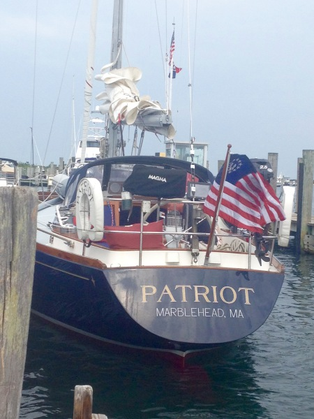 Patriot in Edgartown