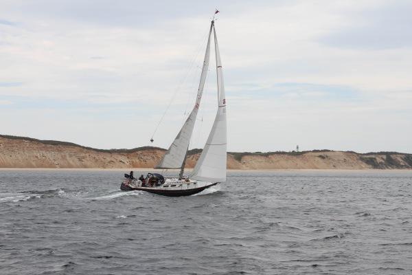 SailonPatriot Cape Cod