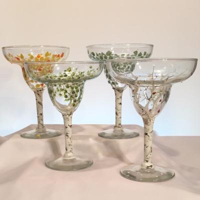 Margarita Glasses Set