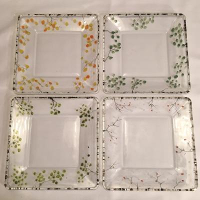 Square Plate Set