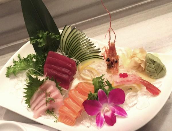 Special Sashimi Platter