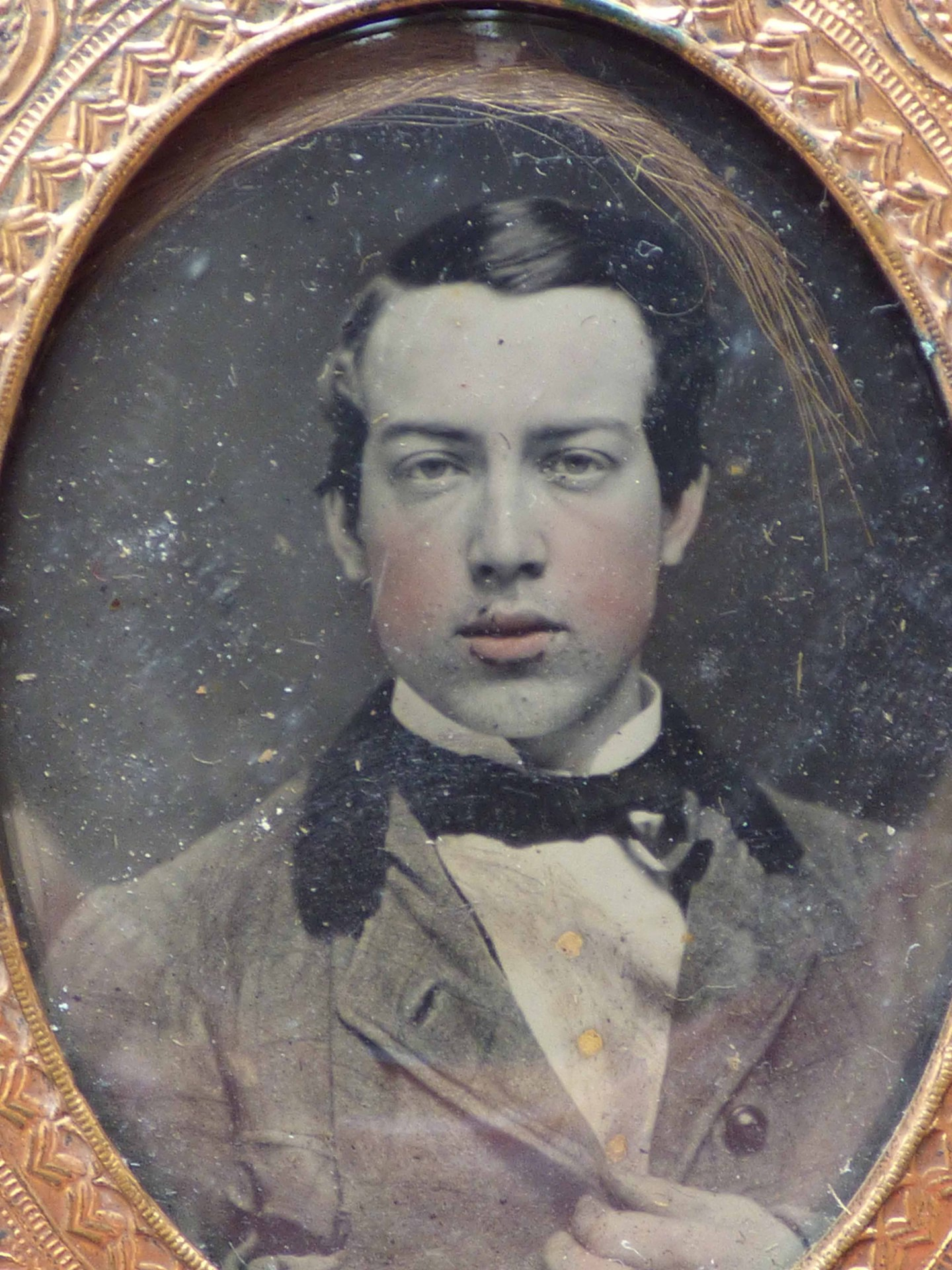 THE MISTERY OF THE CONFEDERATE SOLDIER