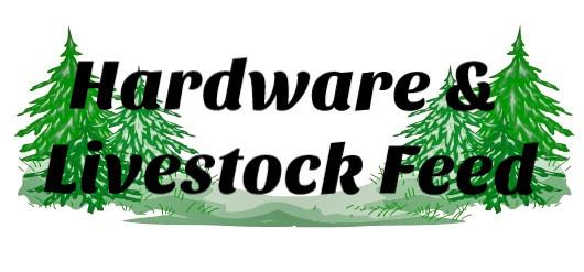 Hardware & Livestock Feed