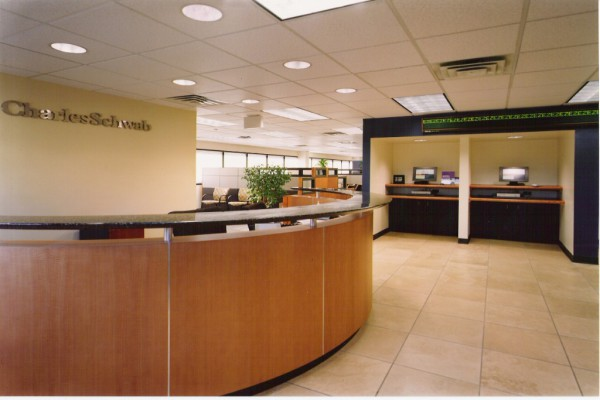 Charles Schwab Tenant Improvement