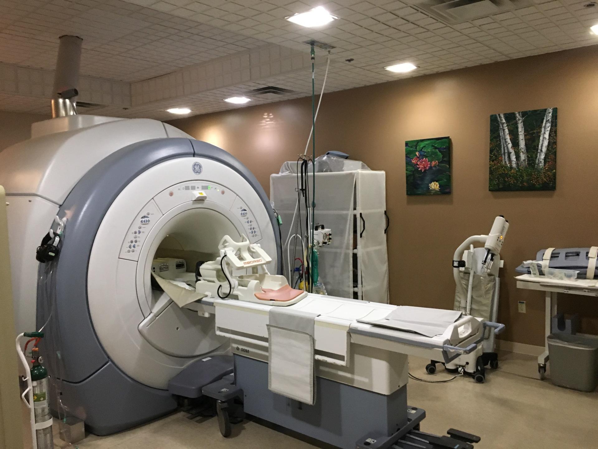 MT. View Hospital MRI