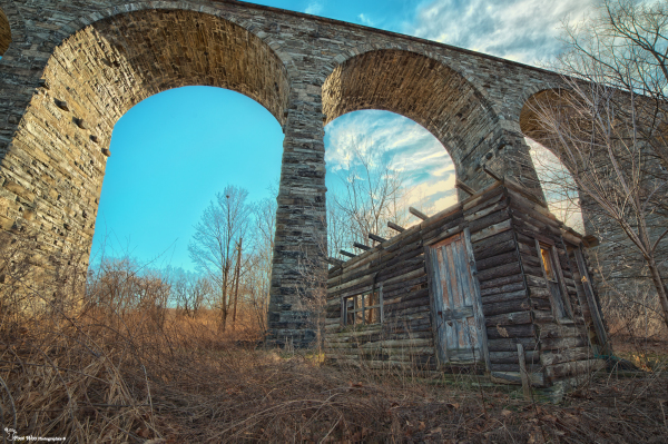 Starrucca viaduct Lanesboro Northeast PA