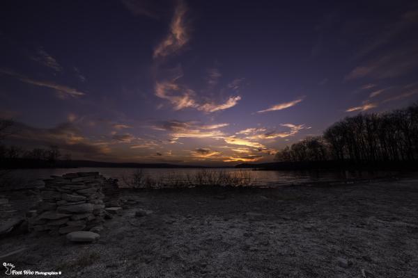 Wallenpaupack Sunset
