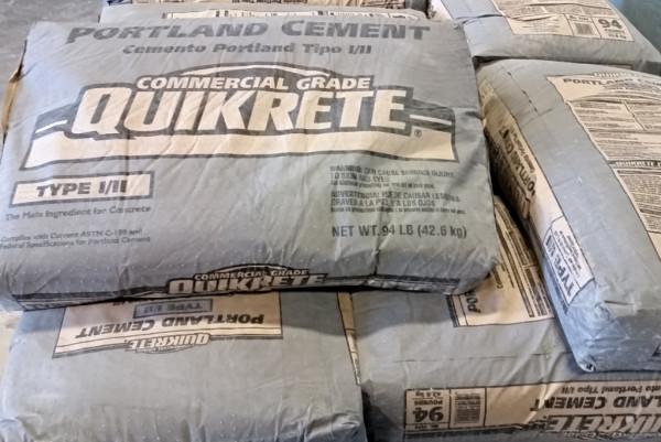 Quickrete Portland Cement