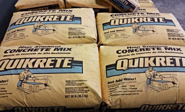 Quickrete High Strength Concrete