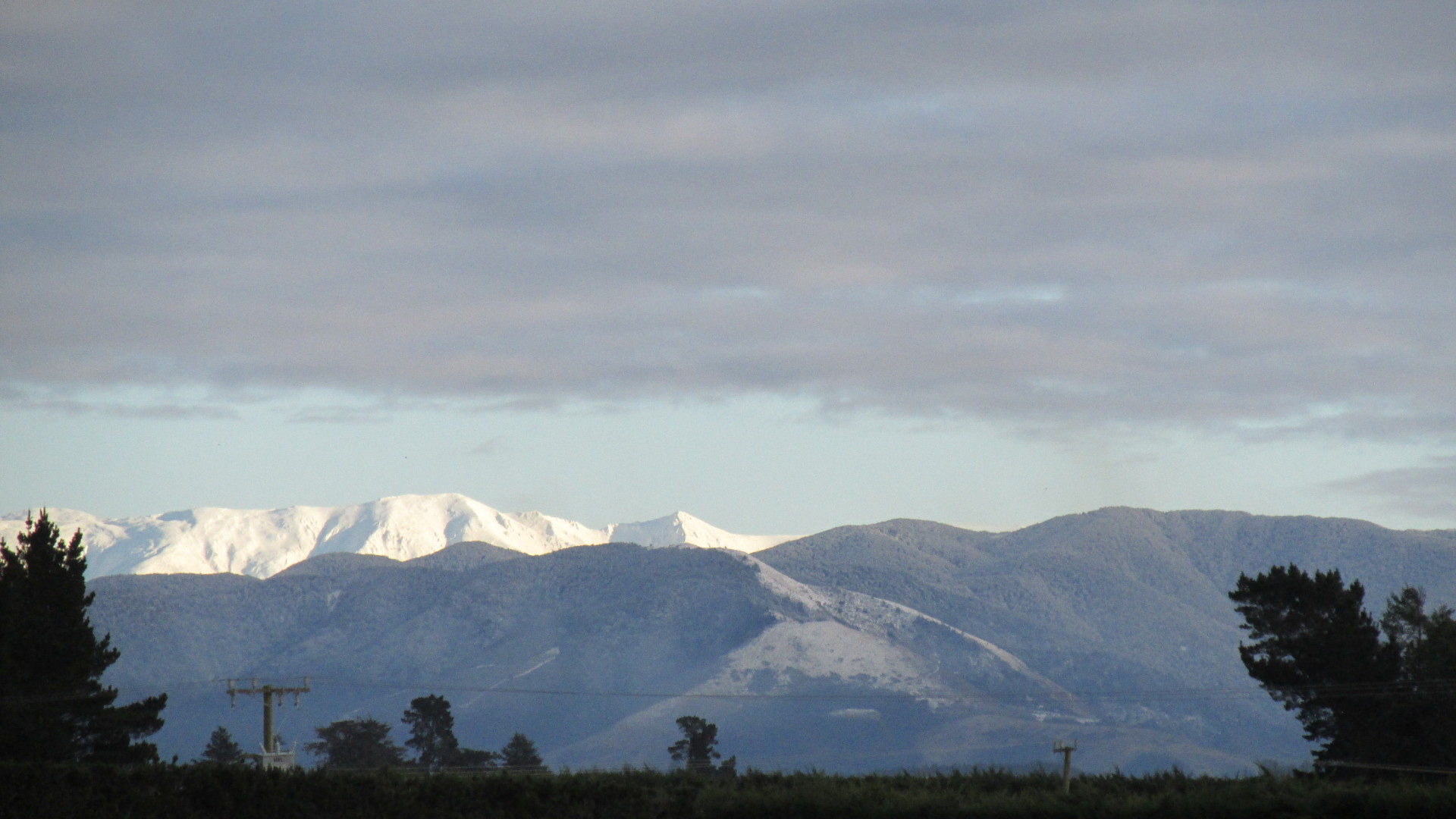 Southern Alps - Eyreview Retreat