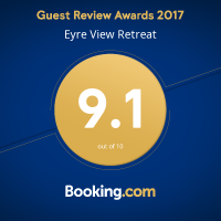 Award - Eyreview Retreat