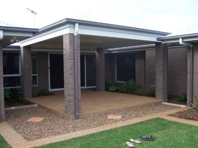 New home extension built by Better Built Homes Bundaberg