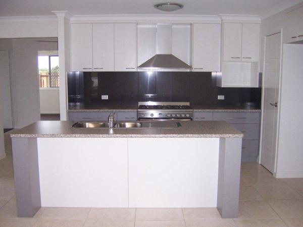 New kitchen installed and finished