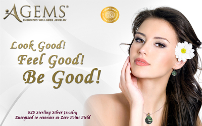 AGEMS Energized Silver Jewelry