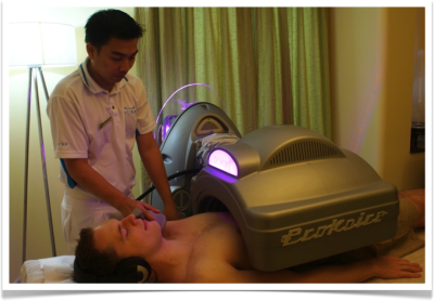 NON - INVASIVE ENERGY THERAPY