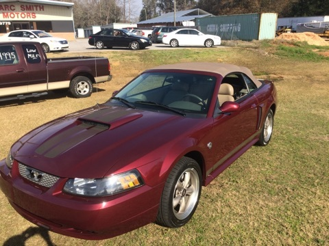 40th anniversary mustang only 30K miles!