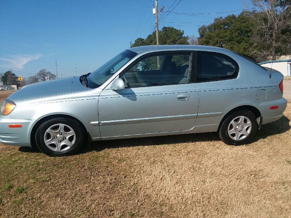 2004 Hyundai Accent only 48K miles!!