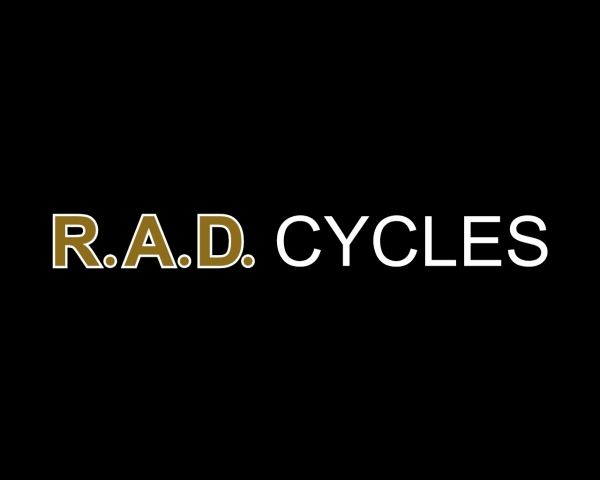 R.A.D. Cycles first post....bear with us.