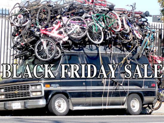 2017 Bikes - Black Friday Extravaganza Sale-a-thon