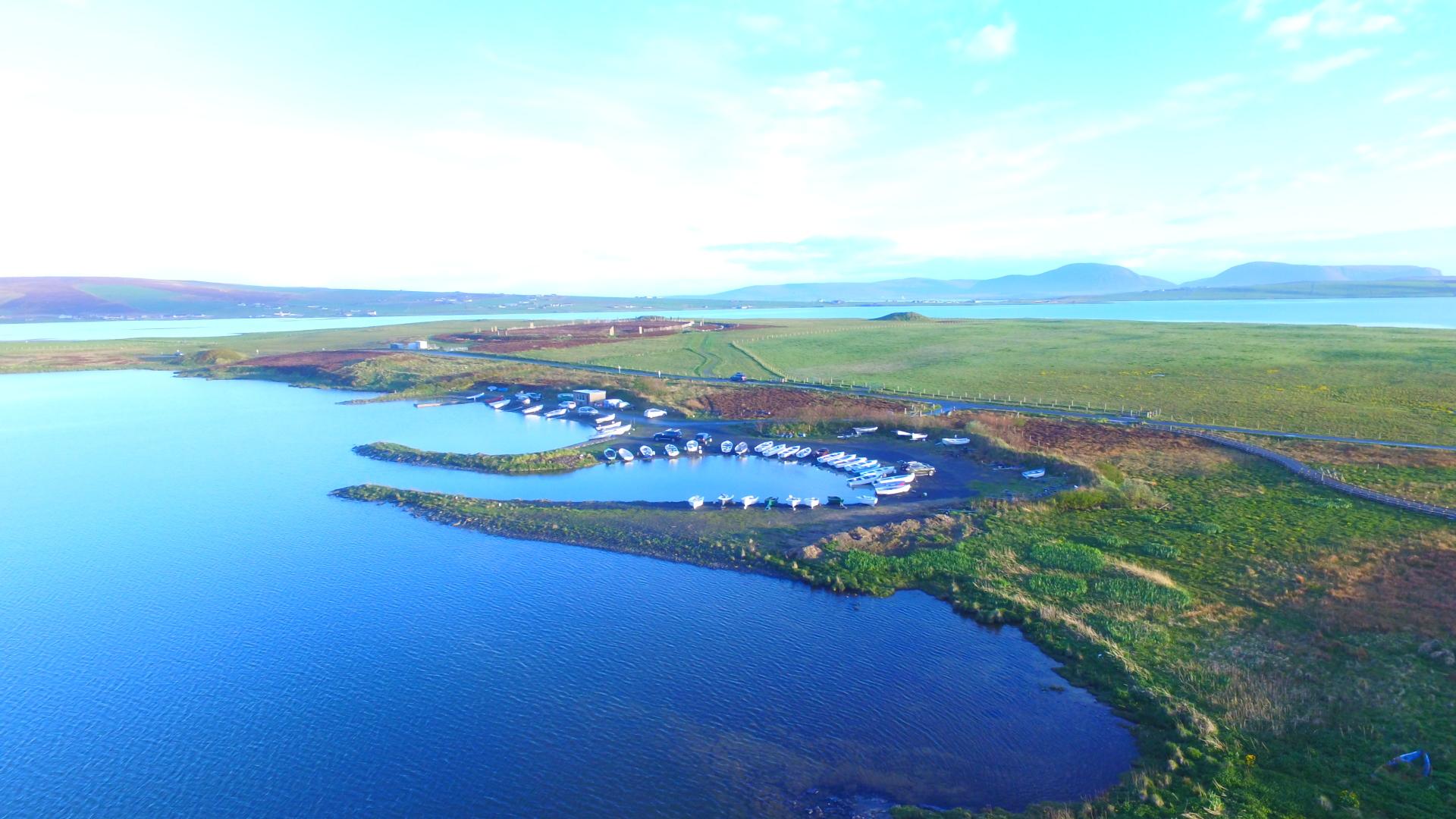 Harray Loch