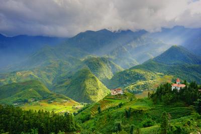 Exploring Northwest Vietnam