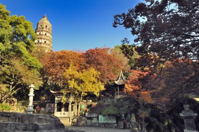 Visiting Suzhou, China