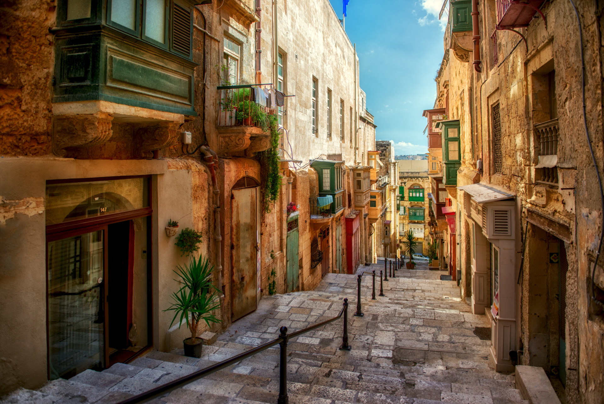 The Beauty and Magnificence of Valletta