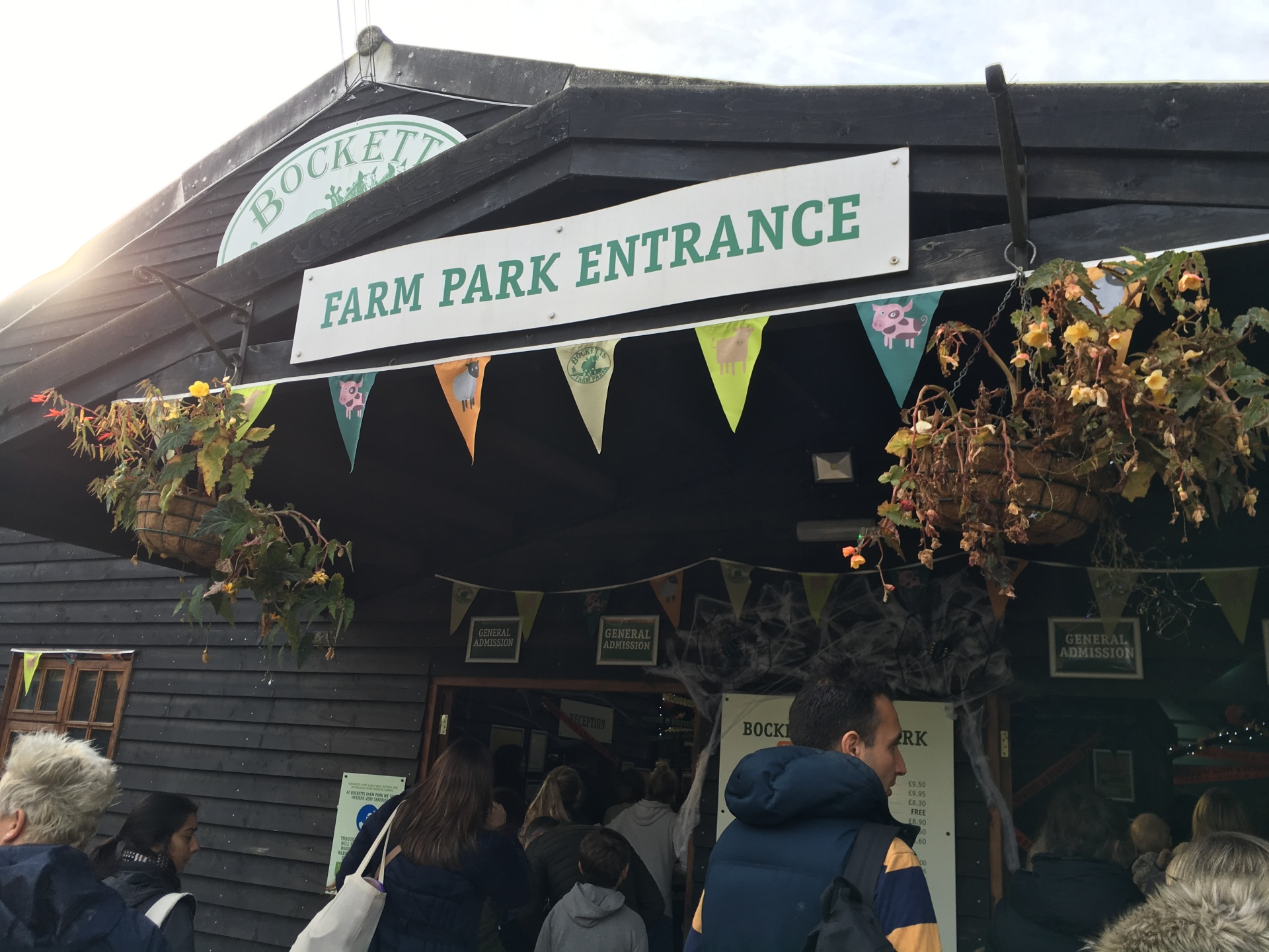 A Day on the Farm: Surrey Life at Bocketts Farm, Leatherhead