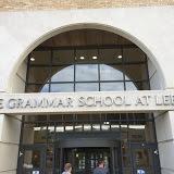 A 5 man office strip out at Leeds Grammar School