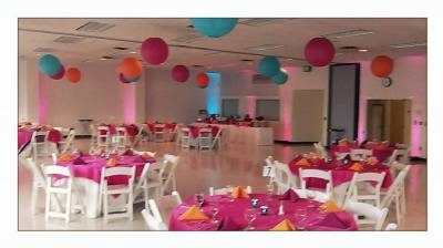Birthday Parties/Quinces/Corporate Events