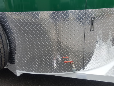 External Water Tap