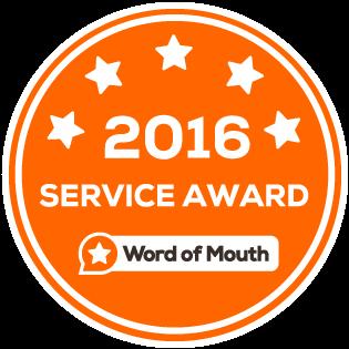 Womo service award 2016