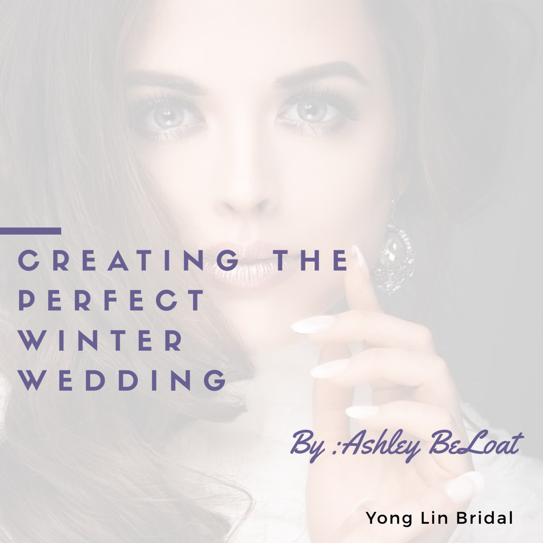 Creating the Perfect Winter Wedding