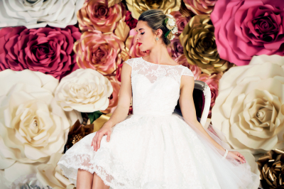 Selecting Your Wedding Dress Silhouette