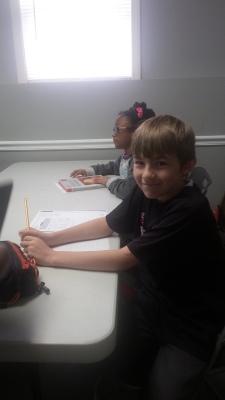 Elementary (Grades 1 – 5)