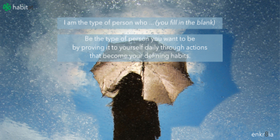 I am the type of person  ...