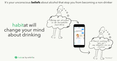 HABITat will change your mind about drinking