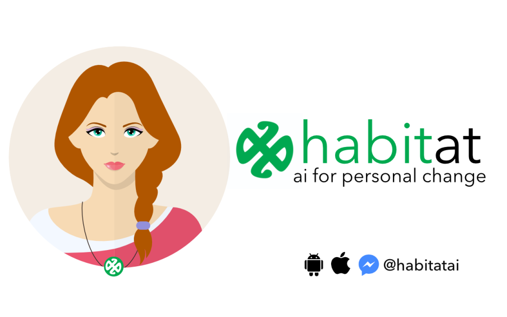 HABITat is AI for personal change