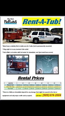 Rent-A-Tub