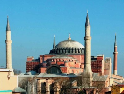 The Great Hagia Sophia