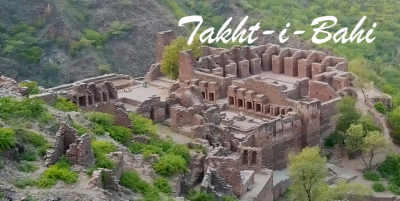 Ancient Takht-i-Bahi Ruins