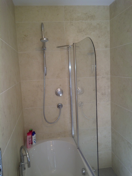 Aqualisa shower