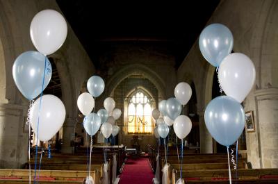tier balloons