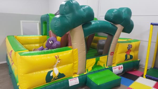 Animal Bouncy
