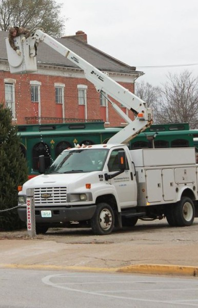 Our Bucket Truck