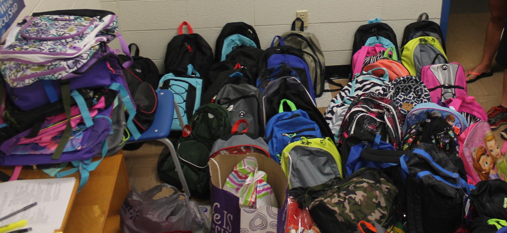 Back to School Backpack Program